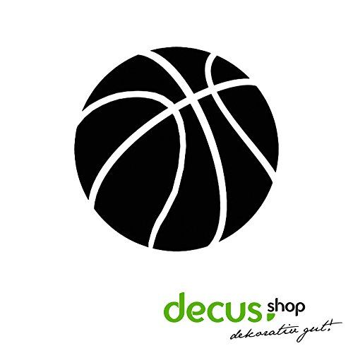 Basketball // Sticker OEM JDM Style Aufkleber (Carbon Silber)