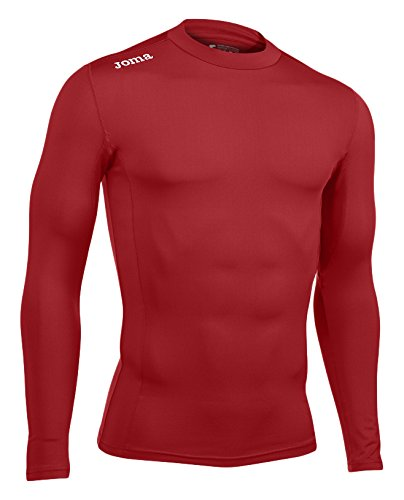 JOMA T-SHIRT RED (SEAMLESS UNDERWEAR) L/S M