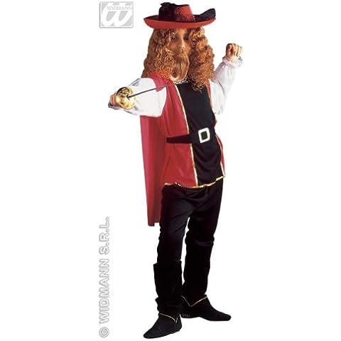 Widmann WDM38398 - Costume Per Bambini Moschettiere (158 cm/11-13 Anni