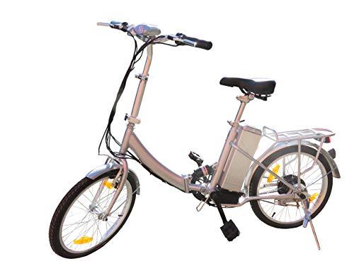 E-Bike Elektrofahrrad 16 Zoll 250 Watt Motor 24 Volt Batterie Klapprad