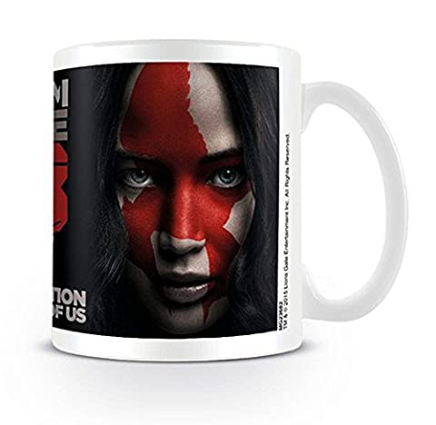 Die Tribute von Panem Tasse Katniss & Gale Revolution /