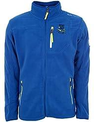 Vent du cap - chaqueta de lana hombre CEWELT-azul-XXL