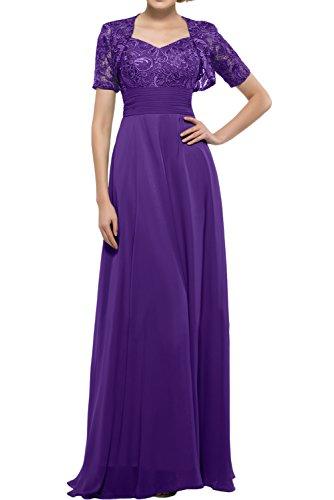 Missdressy -  Vestito  - linea ad a - Donna Violett