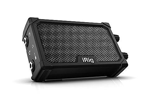 IK Multimedia IP-IRIG-NANOAMP-IN Guitar Amplifier