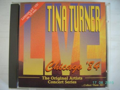 Arriba Live Chicago 1984