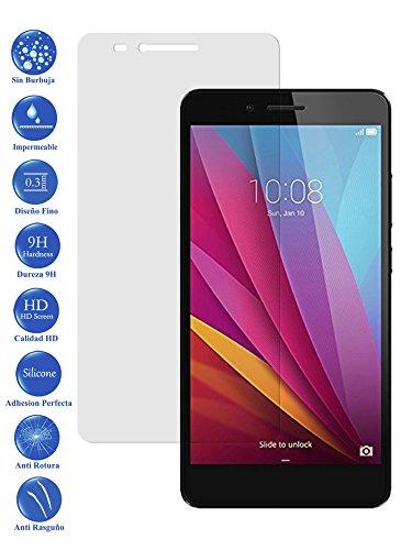 Protector de Pantalla Cristal Templado Vidrio para Huawei Honor 5X