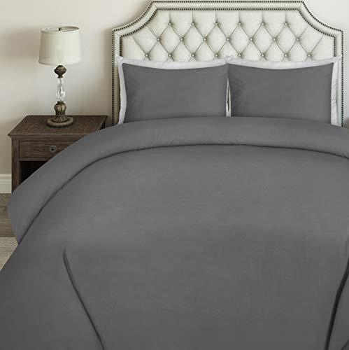 Utopia Bedding Duvet Cover Set -...