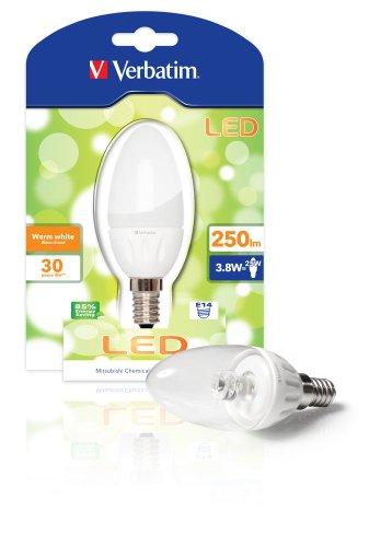 verbatim-52136-bombilla-led-classic-b-vela-e14-250-lumenes