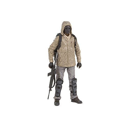 Image of Walking Dead TV Show Toy - Morgan 6 Inch Action Figure - AMC Series 8 McFarlane Toys Collectable