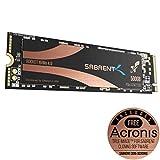 Sabrent 500GB Rocket Nvme PCIe 4.0 M.2 2280 intern SSD Maximale Performance Solid State Drive (SB-ROCKET-NVMe4-500)