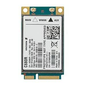 DELL WIRELESS 5540 WWAN Carte 3G/HSPDA/GPS Mini PCI Xpress Mini-Card pour C680R et Ericsson F3607gw