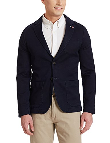 United Colors Of Benetton Men's Regular Fit Blazer (8903975225862_16a2azs524n8g901el_xx-large _blue)