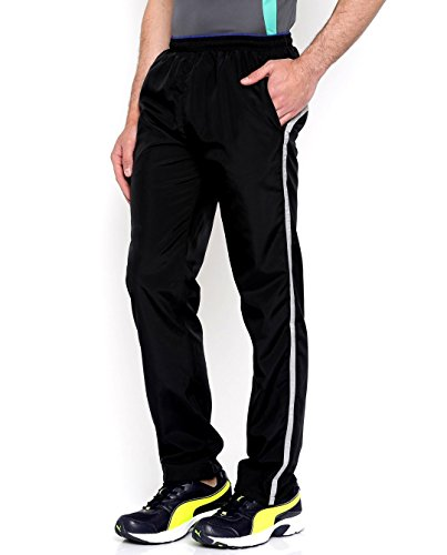 Proline Active Men's Track Pants (8907007332948 _63001535014_X-Large_Black)  available at amazon for Rs.500