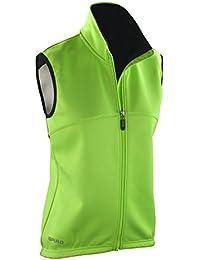 Spiro Airflow Active Veste de cyclisme sans manches pour homme