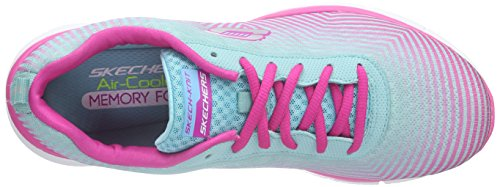 Skechers - Equalizer Expect Miracles, Sneakers da donna Blu (Blau (LBPK))