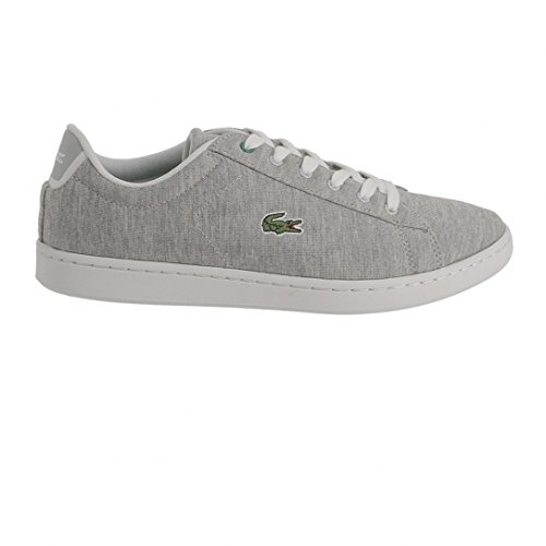 Chaussures Carnaby Evo 116 2 Light Grey/Dark Grey - Lacoste Grey