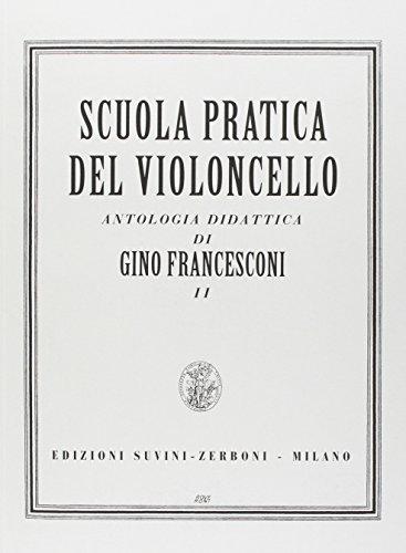 Scuola Pratica Del Violoncello Antologia Didattica Vol 2