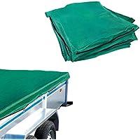 Filete couvre-remorque con cordón elástico de PP (resistente a los UV) 1,6x 2,5m (L) X L)