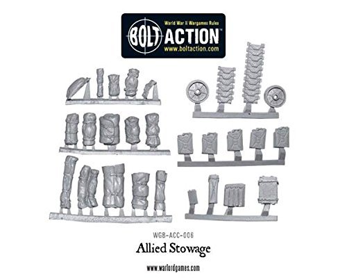 Allied Stowage Pack -
