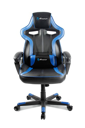 Arozzi Gaming silla milano Azul