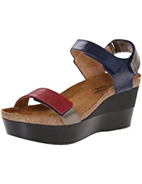 Naot Women's Miracle Wedge Sandal