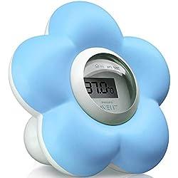 Philips Avent Thermomètre Numérique - Bain + Chambre - Norme Jouet