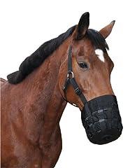 Kerbl 321627 Maulkorb Fressbremse Nylon, schwarz