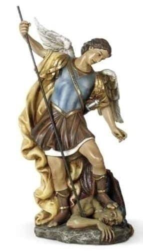 Renaissance Collection Joseph 's Studio von Römischen Exclusive ST Michael der Erzengel Sieg Satan...