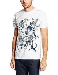 Disney Jungle Book Mowgli Tale, T-Shirt Homme