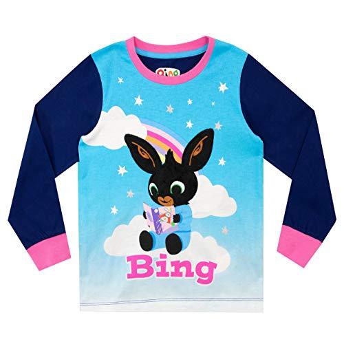 Bing Bunny CBeebies Amigos Good Night Bing Onesie Car/ácter ni/ñas