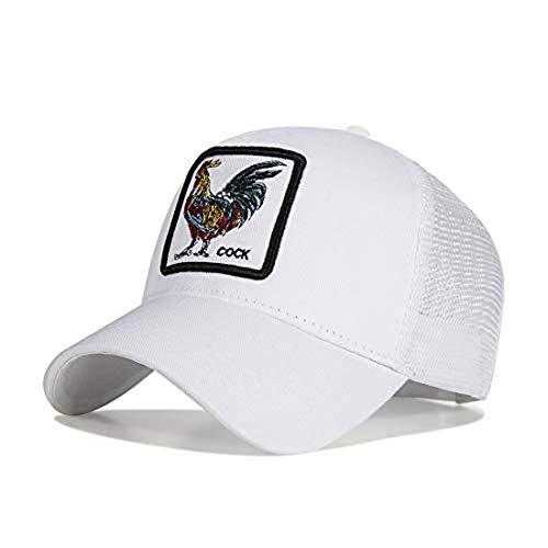 Ss - Gorra béisbol - hombre Cock White Talla única