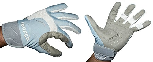 Reusch Handschuhe Nordic Walking Trail Gloves Fahrrad Sport Freizeit Unisex (7,5(S), Blau)