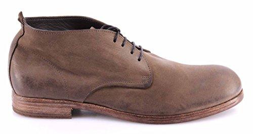 Scarpe Boots Tronchetti Uomo MOMA 12602-1D Dakota Grigio Top Vintage Italy Nuove