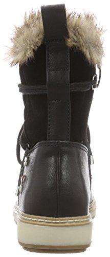 Tamaris 26412 Damen Combat Boots Schwarz (Black 001)