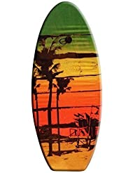 Bodyboard / Surefero / Tabla de surf Caribic Sol 100 cm