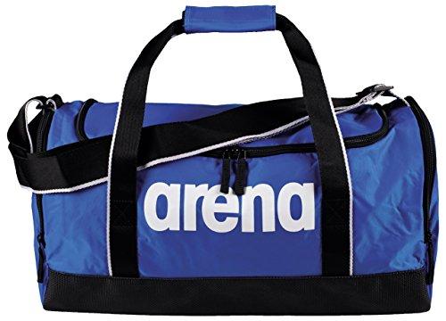 Arena Spiky 2 Medium Borsa Nuoto Sportiva da 32 Litri, Blu (Royal Team), Taglia Unica