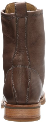 FRYE Veronica Combat Damen Stiefel & Stiefeletten Grey Soft Vintage Leather
