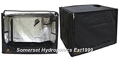 Secret Jardin Dark Propagator DP90 Grow Tent 90x60x90cm