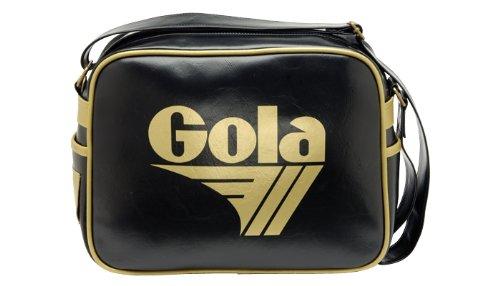 Gola Classics Redford Neo Umhängetasche Black Gold