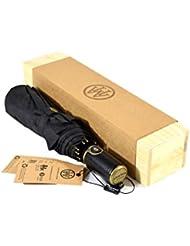 Premium calidad Golf paraguas paraguas auto-Open Ultra Durable marco de fibra de vidrio