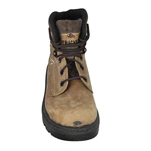 Trucker iceland s3 sRC chaussures 00823 chaussures marron Marron
