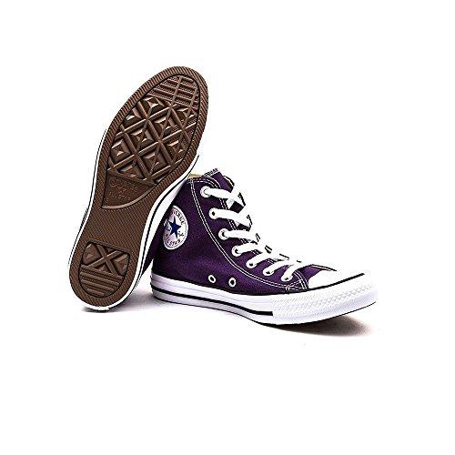 Converse Chuck Taylor All Star Season Hi Sneaker Eggplant Peel