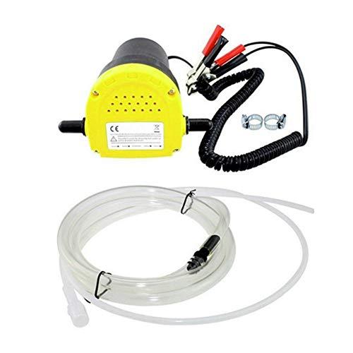 Suppyfly Auto Kraftstoffpumpe Elektrische Handpumpe Benzinpumpe Kanisterpumpe Tankpumpe