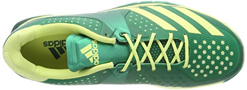 brand new 1814e a719e ... adidas Counterblast Q21092 Herren Handballschuhe Grün (Bold GreenSemi  Frozen YellowCollegiate Green ...