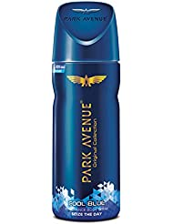 Park Avenue Cool Blue Freshness Deodorant for Men, 100g