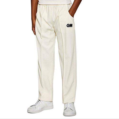 Gunn   Moore Junior Premier Cricket Trousers, White, Junior M 1715591672