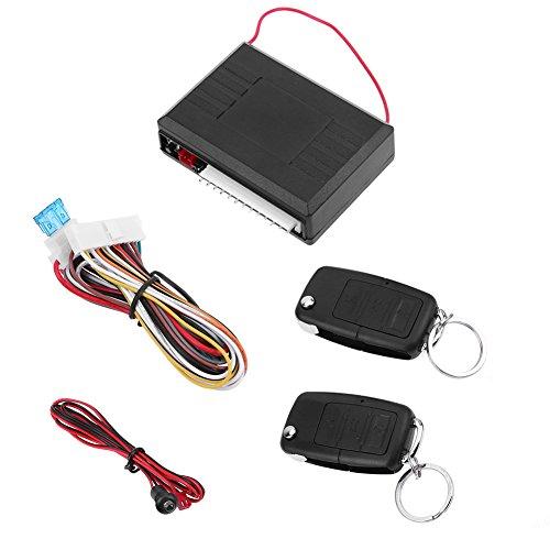 AnySell Remote Central kit de Verrouillage de Porte de Voiture véhicule Système d'entrée sans clé