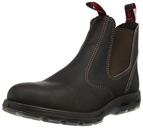 Redback  Bobcat, bottes chelsea mixte adulte Marron - Claret