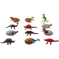 Sharplace Mini Insectes Réalistes,Dinosaure, Animal Zoo, Animal Sauvage, Étoile de Mer, Figurine Animale pour les Enfants jouets éducatifs