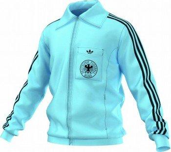 adidas Germany Track Top hellblau - - Hellblau Adidas Jacke